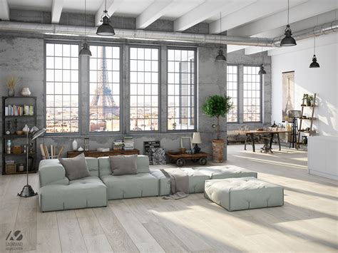 designed rooms industrial style living room design the essential guide