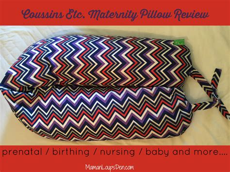 Opinions On Made In Canada - coussins etc maternity pillow review
