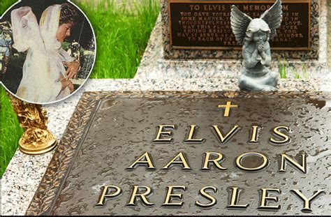 princess diana grave princess diana s secret trip to elvis presley s grave