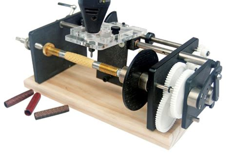 Pen Woodturning Lathe How To Build A Round Wooden Patio Table