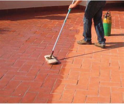 trattamento pavimento in cotto trattamento dei pavimenti in cotto bricoportale fai da