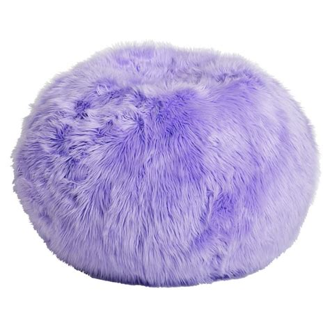 big white fluffy bean bag 92 bean bag chair purple fur bean bag hi bagz