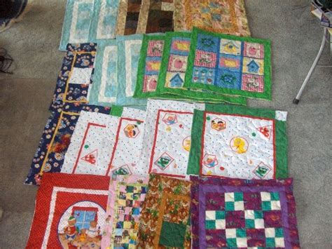 Preemie Quilts by Sunshower Quilts Ufo Finish 10 Preemie Quilts