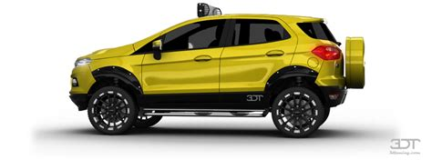 Unique Paint 3dtuning of ford ecosport suv 2014 3dtuning com unique