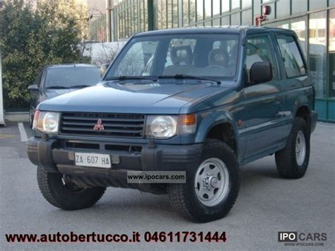 small engine maintenance and repair 1997 mitsubishi pajero electronic throttle control 1997 mitsubishi pajero metal top 2 5 tdi gl car photo and specs