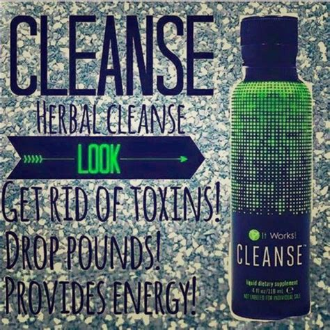 Does Any Detox Work by It Works Cleanse Jocelynsprowl Itworks Email Me For