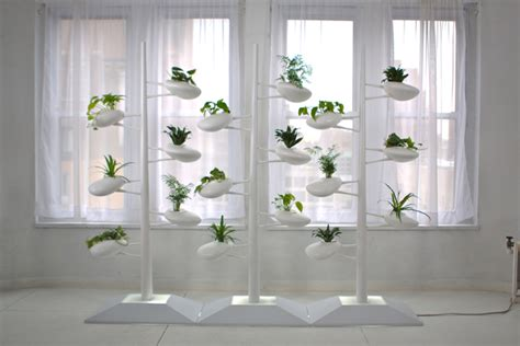 Vertical Hydroponic Garden The Live Screen Vertical Hydroponic Garden Lightopia S