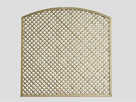 Lattice Trellis Panels Continental Trellis Curved Lattice Trellis Fence