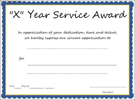 certificate of employee years service pictures to pin on