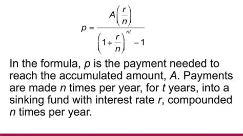 annuities and sinking funds calculator 10 6 annuities sinking funds retirement youtube