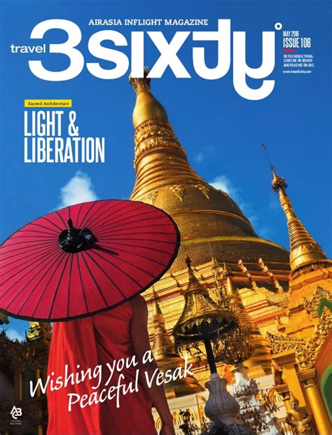 airasia magazine air asia travel3sixty may 2016