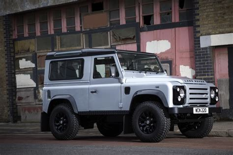 land rover defender x tech pictures and specifications