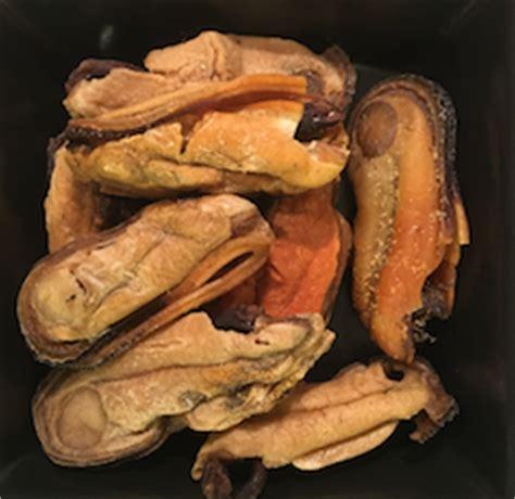 Dehydrated Mussels single ingredient treats