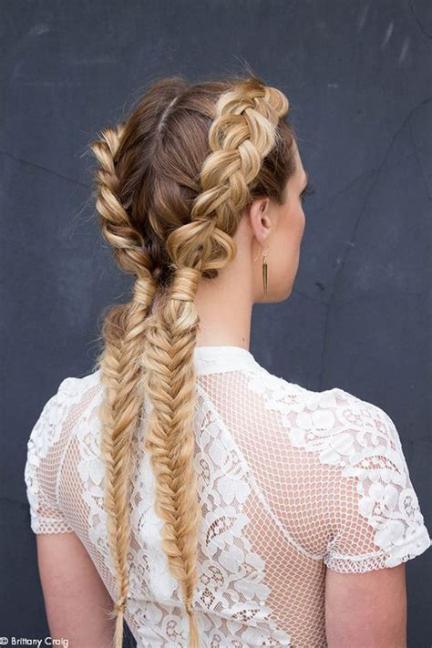 try braided hairstyles influenced by native american short feathers braids hairstylegalleries com