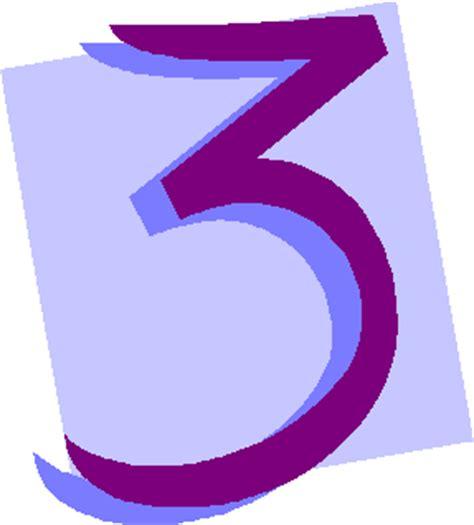 Or Number Destiny Number Or Fadic Number 3 Numerology