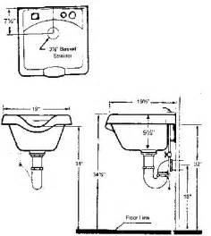 Wash Basin Pedestal Shampoo Bowl Installation Instructions