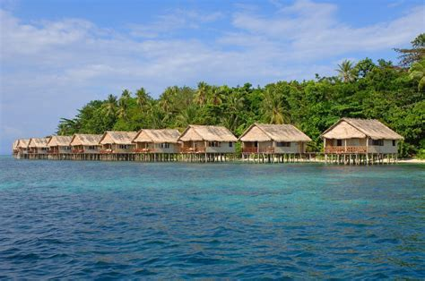 Eco Resorts papua paradise eco resort raja at indonesia