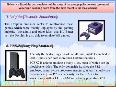 best console emulators the best console emulators for your laptop retrogaming