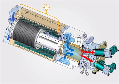 Car Generator Types by Toyota Designs New Type Of Combustion Engine For