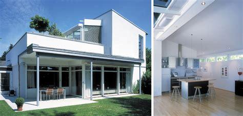 bungalow umbau aufstockung bungalow gt dr schrammen architekten bda
