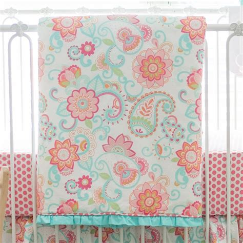 baby paisley crib bedding baby paisley crib bedding 28 images watercolor paisley
