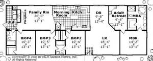 Clayton Homes Floor Plans Prices mobile home floor plan full house by palm harbor floor plans