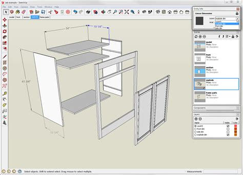 sketchup tutorial on layers sketchup classes for 2014 readwatchdo com