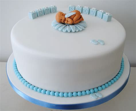 Baby Boy Shower Cake Designs by Baby Shower Cakes Pictures Collection For Free