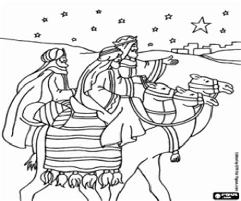 dibujo de vidriera de la virgen mar繝箝a con jes繝篌s para juegos de reyes magos para colorear imprimir y pintar