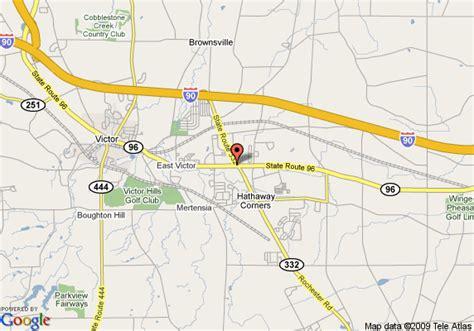 directions to comfort suites map of comfort inn suites farmington