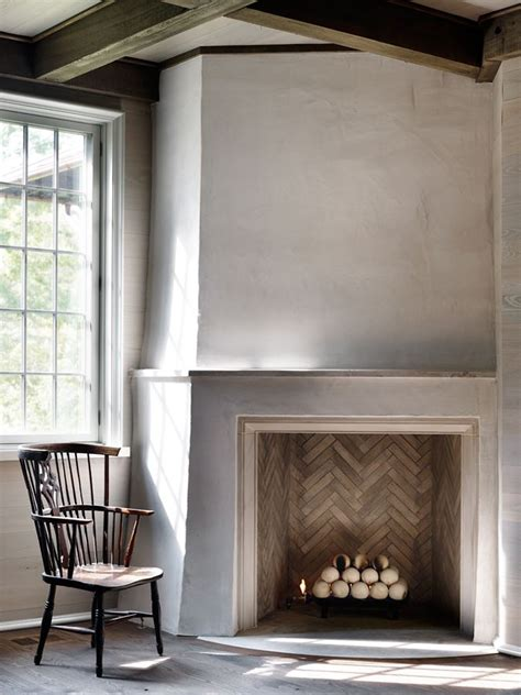 1000 ideas about herringbone fireplace on