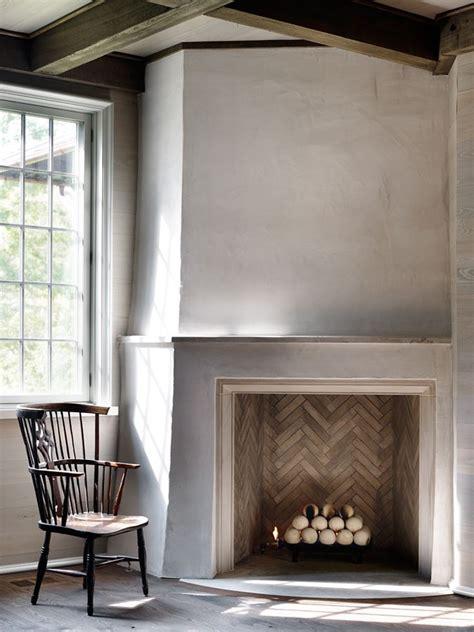 Herringbone Brick Fireplace by 1000 Ideas About Herringbone Fireplace On