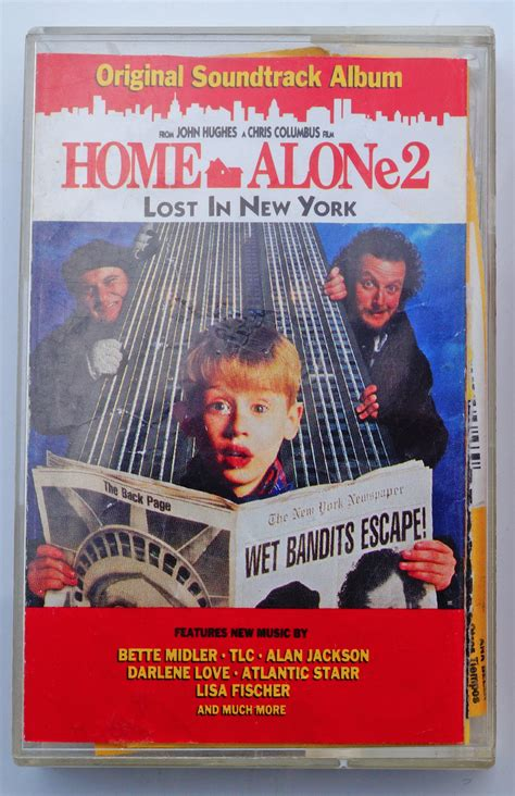 popsike home alone 2 lost in new york original