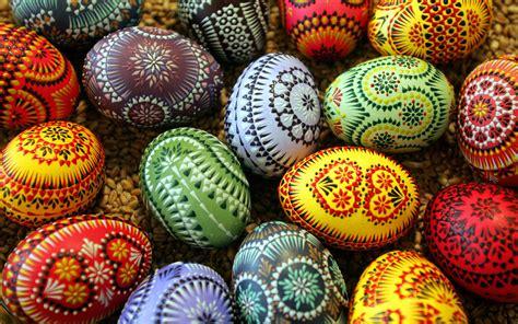 east egg easter eggs adorned in traditional sorbi observer