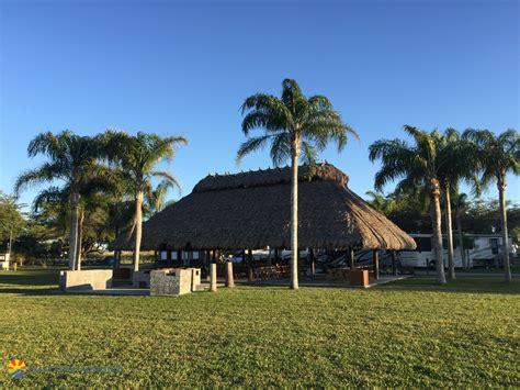 tiki hut resorts miami everglades rv resort crazy family adventure