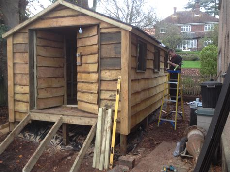 Outdoor Workshop Shed by Plans To Build A Wooden Garden Shed Vintage Woodworking