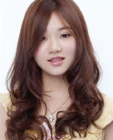 Trend Rambut 2015 Korea | anda bertubuk gemuk coba model rambut wanita ini