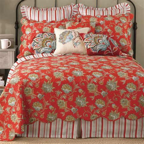 Jacobean Quilt by Jacobean Quilt Bedding