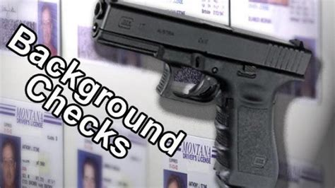 Gun Background Check Questions Criminal History Records Us Background Checks What Is A Background Check For
