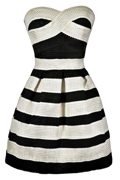 Made Me Ivory And Black Dress black and ivory stripe dress black and ivory dress