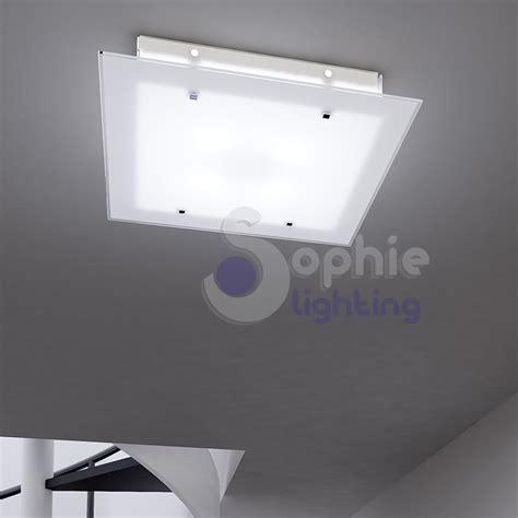 plafoniere bagno moderne ladario soffitto plafoniera moderna vetro satinato