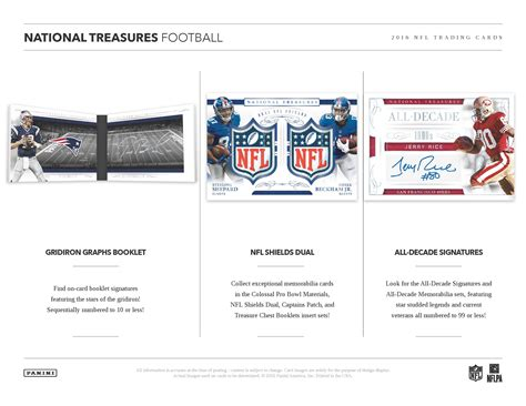 nationwide football annual 2016 2017 1907524525 2016 panini national treasures nfl football cards product preview