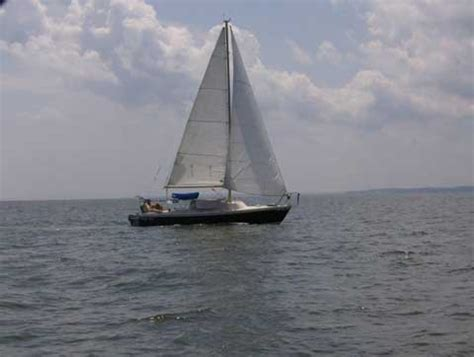 swing keel sailboats helms 25ft swing keel 1976 lancaster pennsylvania