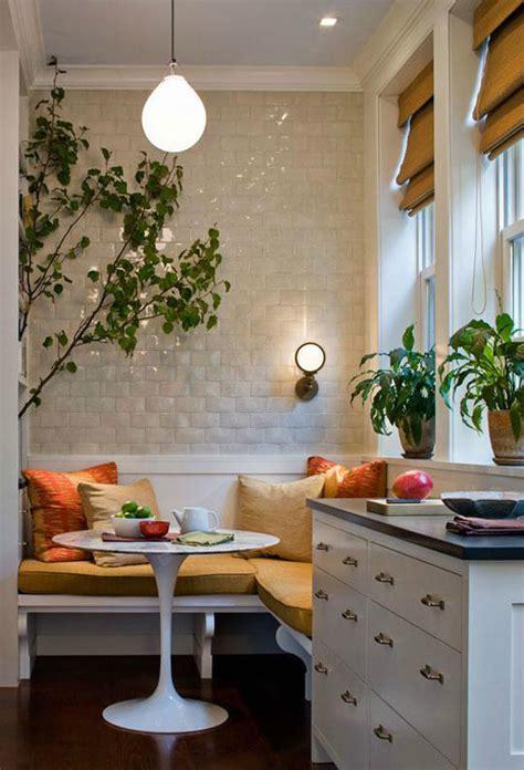 Banquettes For Small Kitchens by Gezellige Knusse Keuken Met Eethoek Wooninspiratie