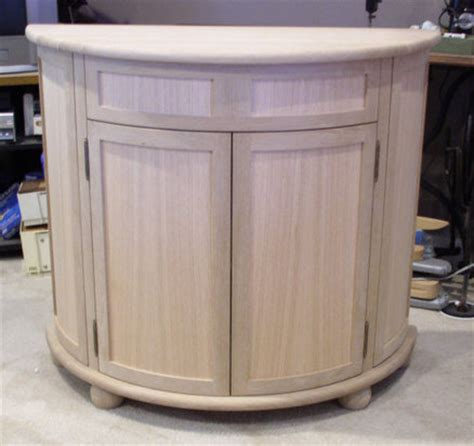 Curved Cabinet Doors Curved Cabinet By Dhg Lumberjocks Woodworking Community