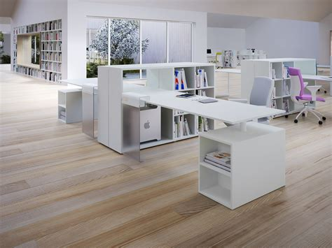White Modern Office Desk Modern Office Desk White