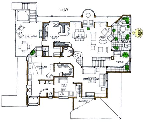 Rustic Cottage Floor Plans by Rustic Open Floor House Plans Open Floor Plans Ranch House