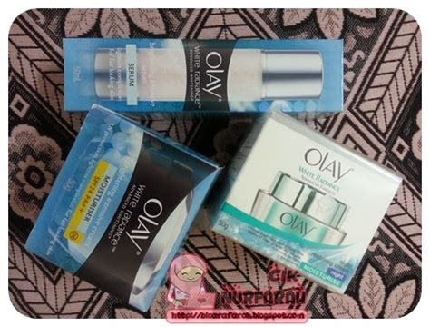 Olay White Radiance Advanced Whitening Spf24 skin care kecintaan olay white radiance cik nurfarah