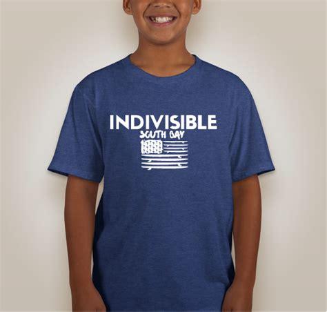 T Shirt South Bay indivisible south bay la fundraiser shirts custom ink