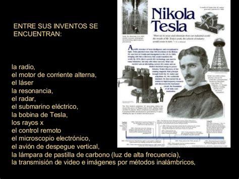 la maquina de rayos x el mayor invento del siglo xx nikola tesla